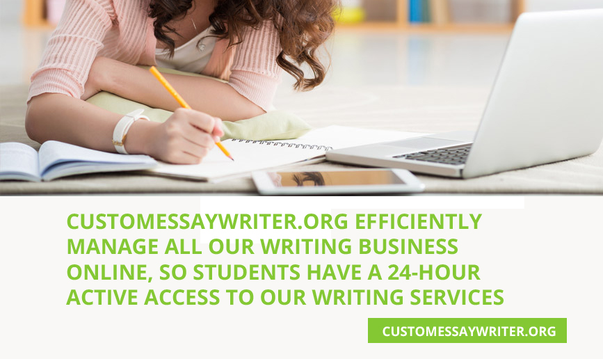 Custom writing essay service that offers you one of a kind essays within your deadline